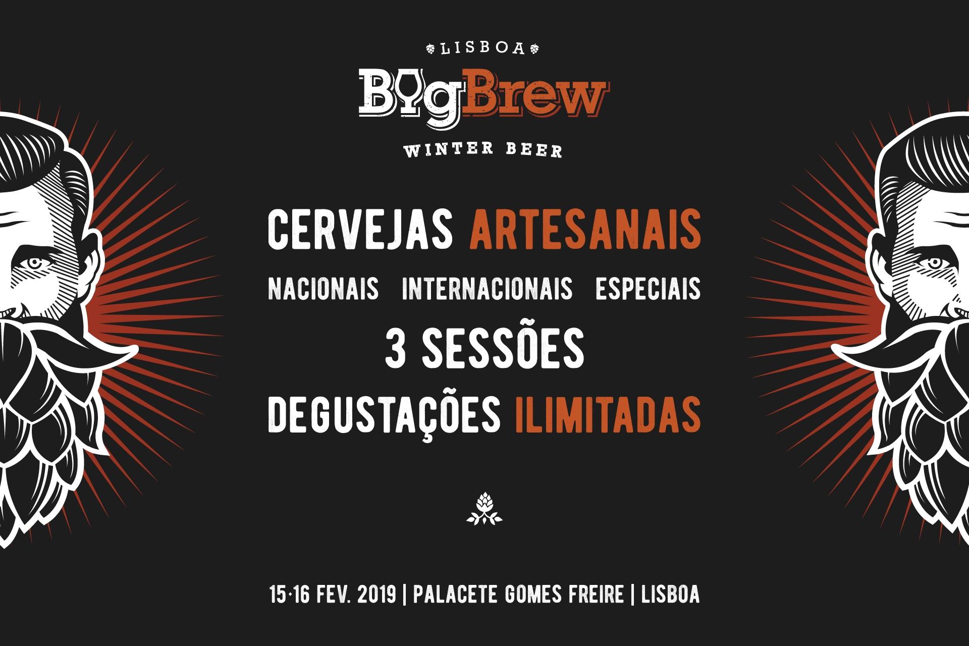 LisboaCool_Blog_Big Brew – Winter Beer: o evento perfeito para os amantes de cerveja!