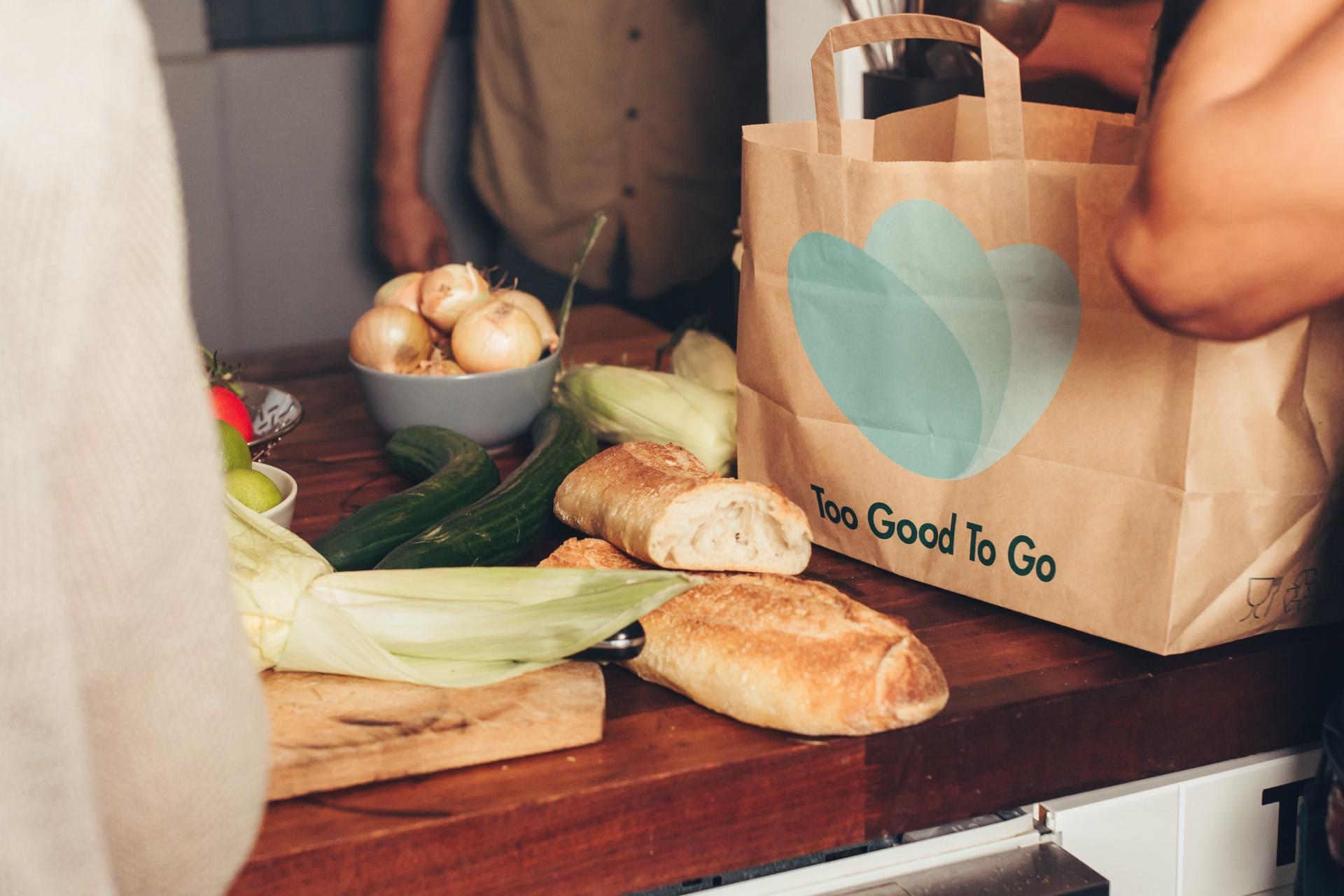LC_Comer_Too Good To Go cria projeto temporário de Take-Away