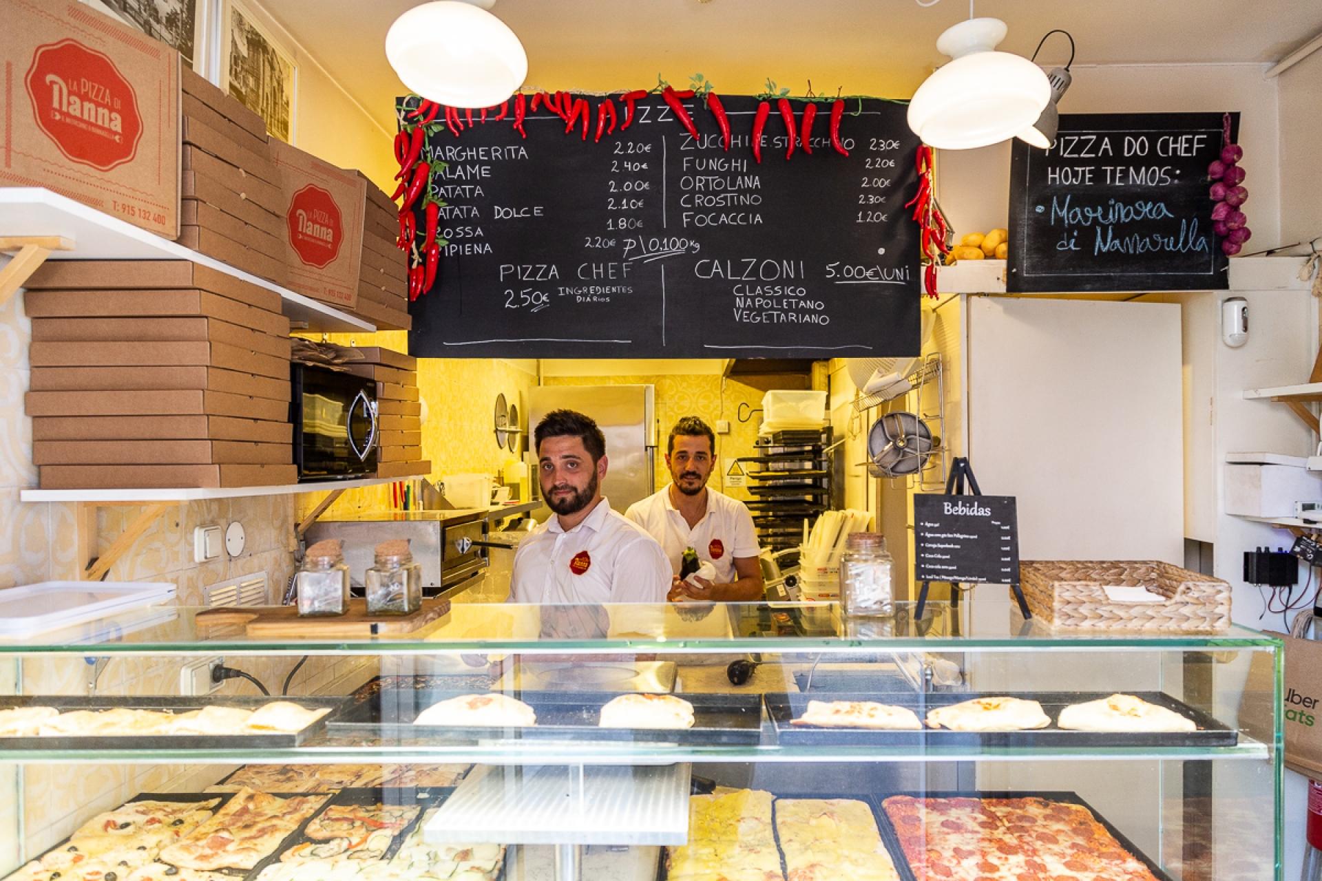 Lisboa Cool_Comer_La Pizza di Nanna
