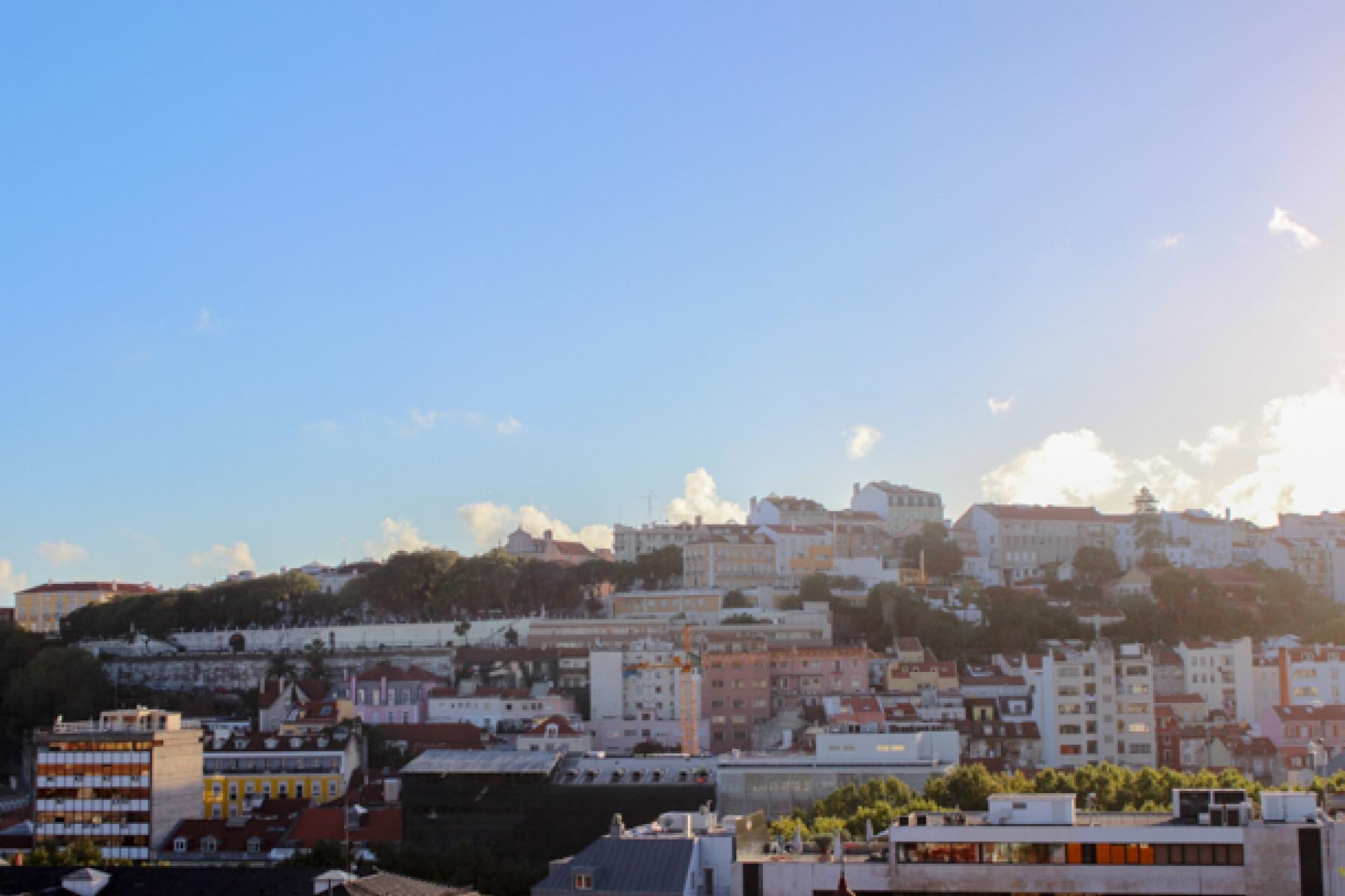 Lisboa Cool - Melhores Miradouros - Miradouro do Torel