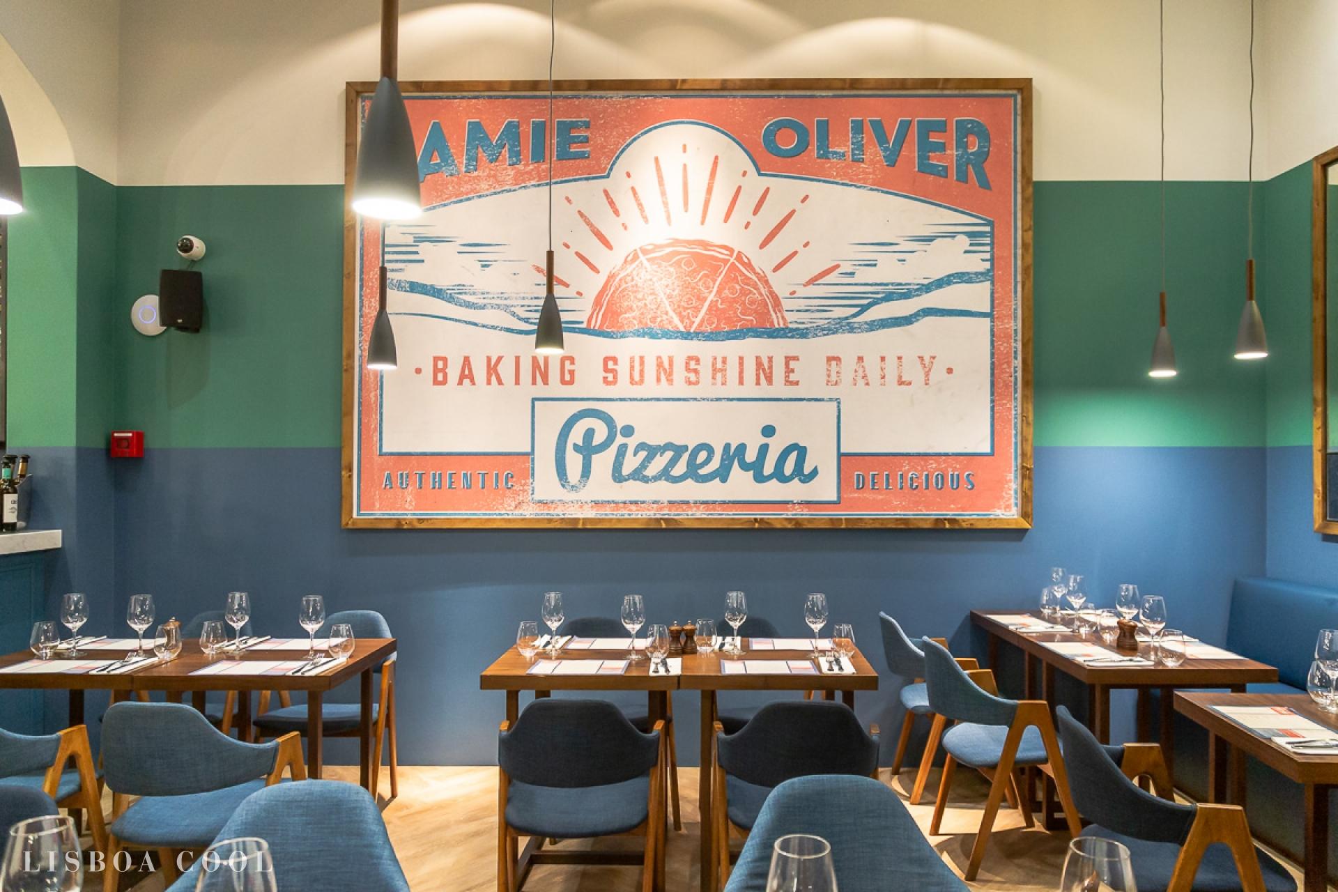 Lisboa Cool_Comer_Restaurante_Jamie Oliver Pizzeria