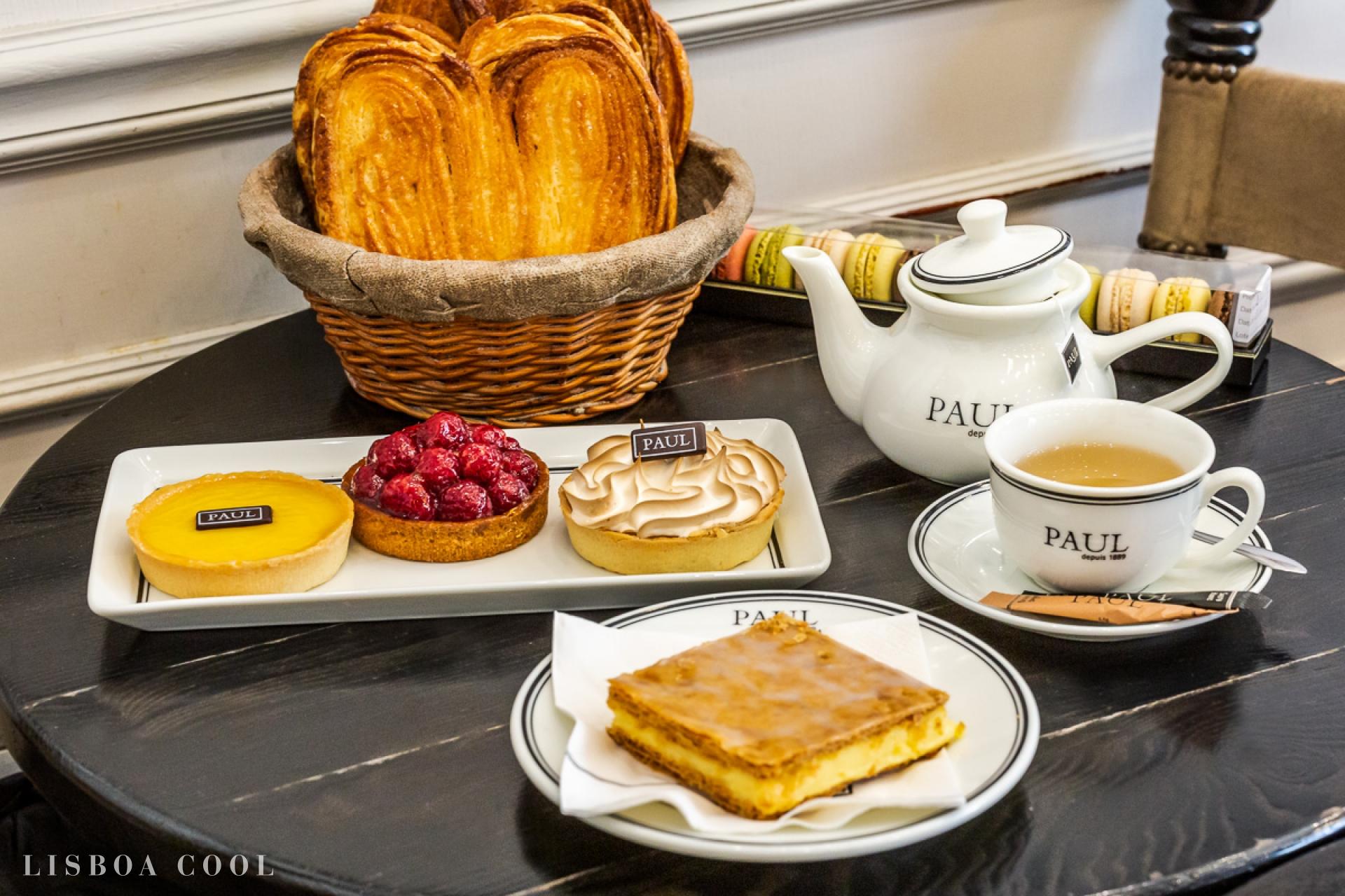 Lisboa Cool_Comer_Café_PAUL Bakery