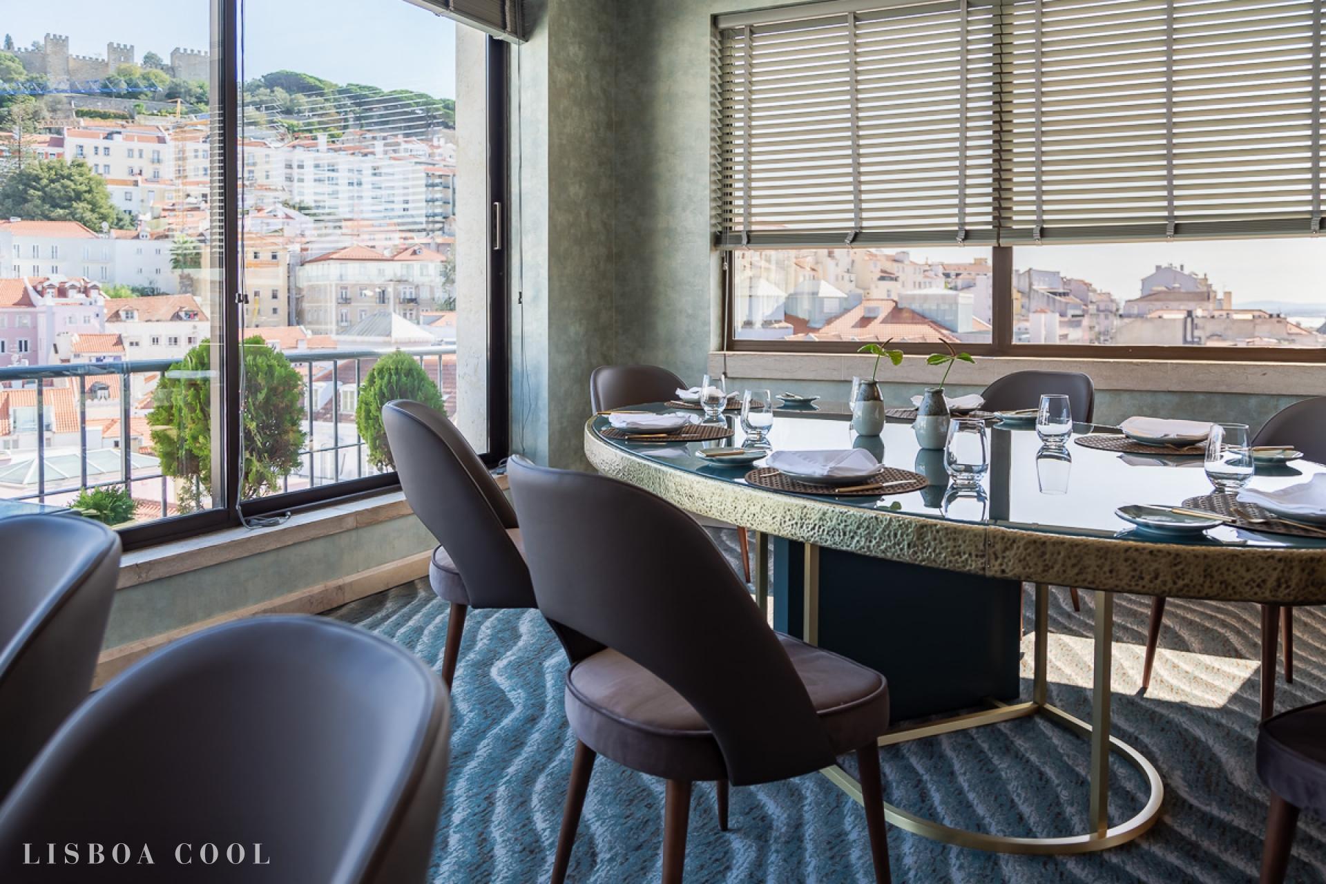 Lisboa Cool_Comer_Restaurante_Varanda de Lisboa