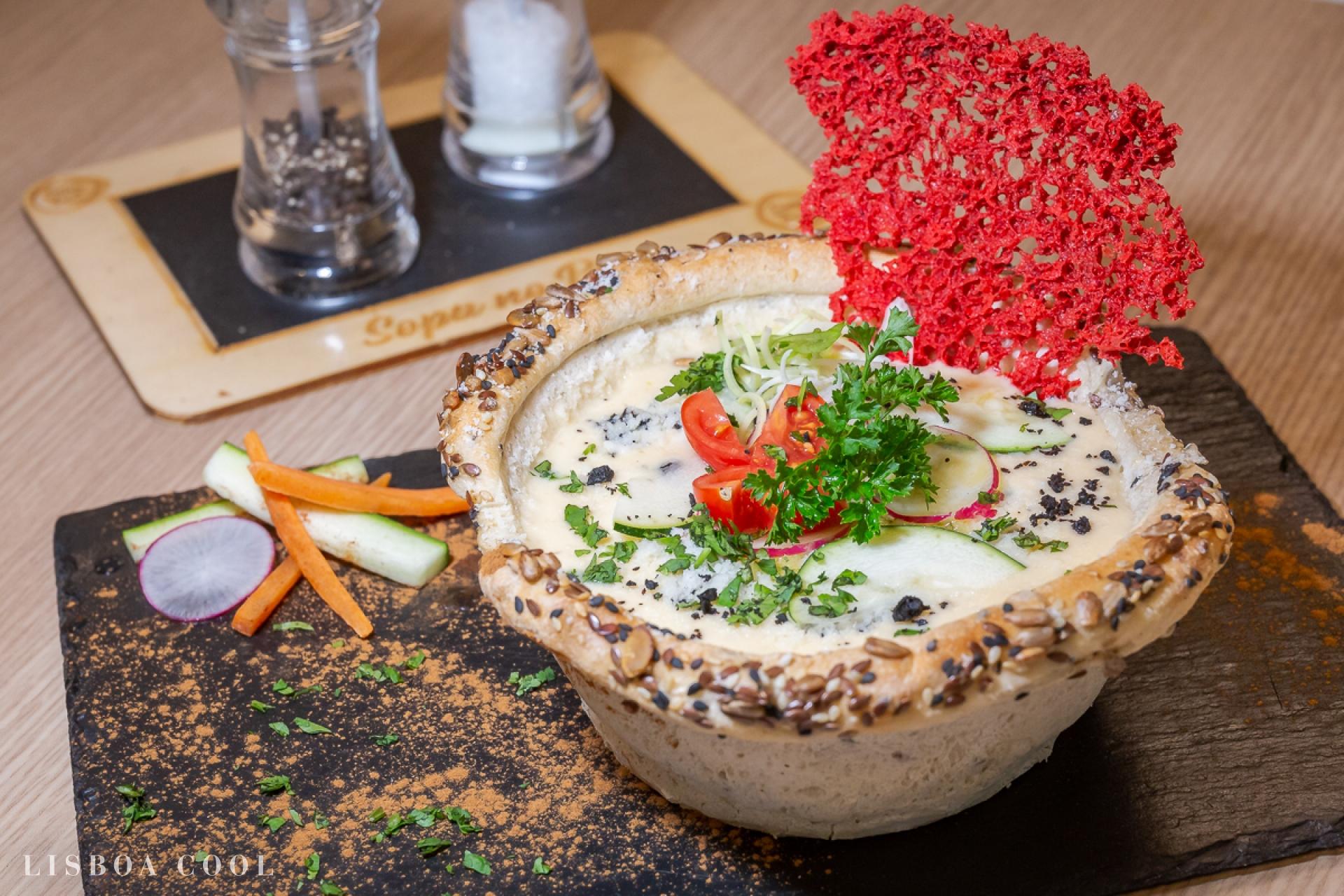 Lisboa Cool_Comer_Restaurante_Sopa no Pão