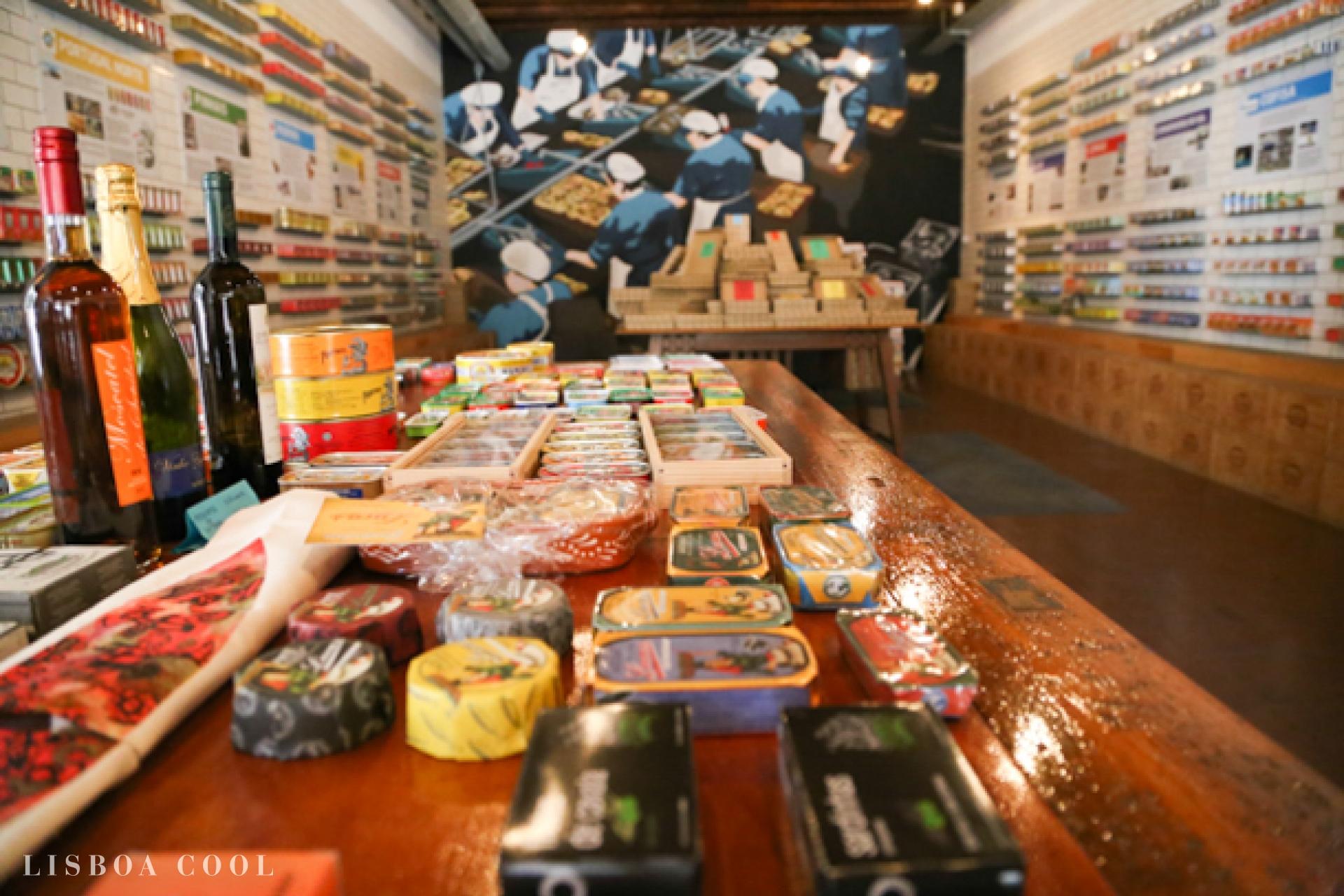 LisboaCool_Shop_Loja das Conservas