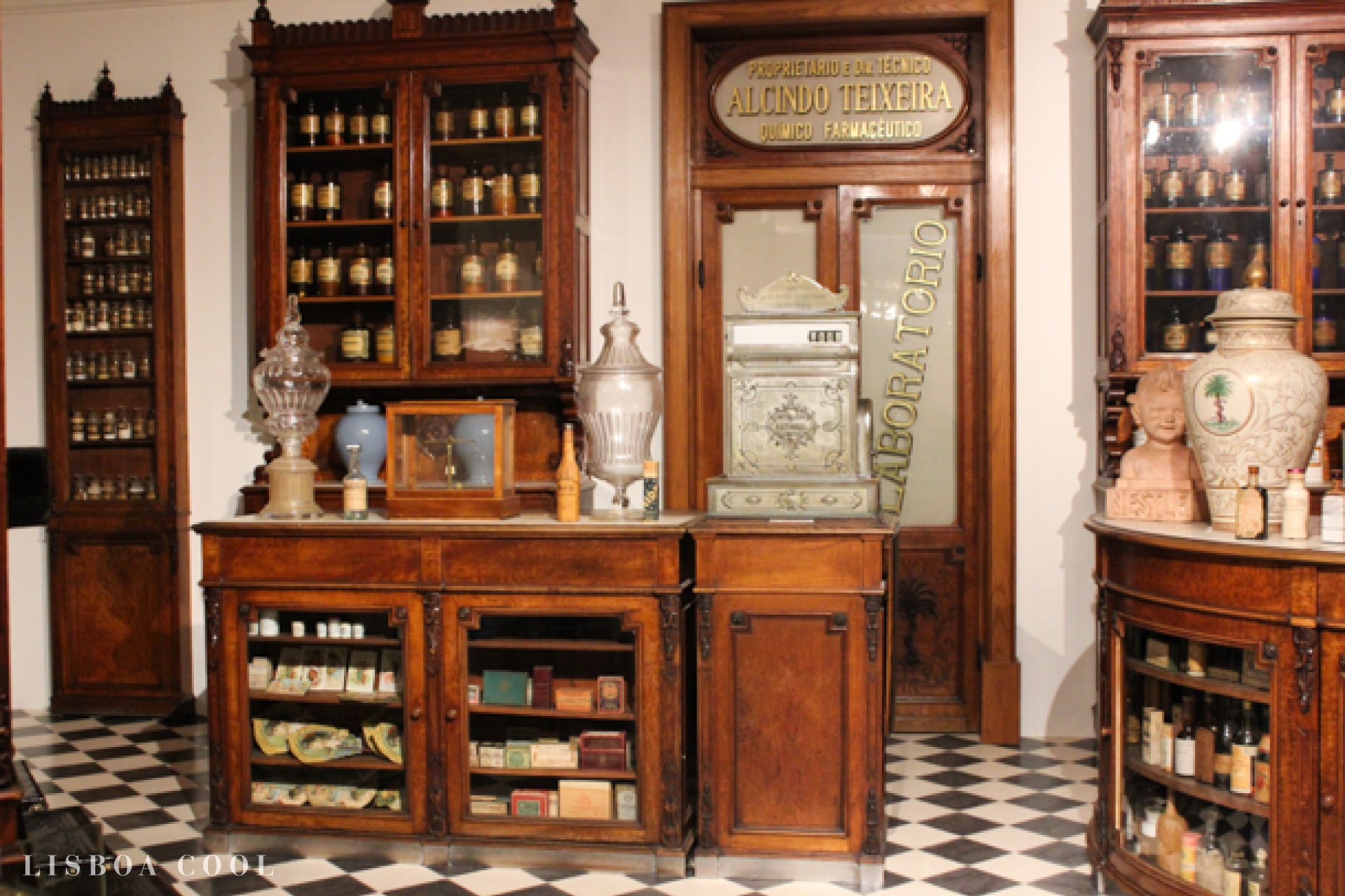 LisboaCool_Visitar_Museu da Farmácia