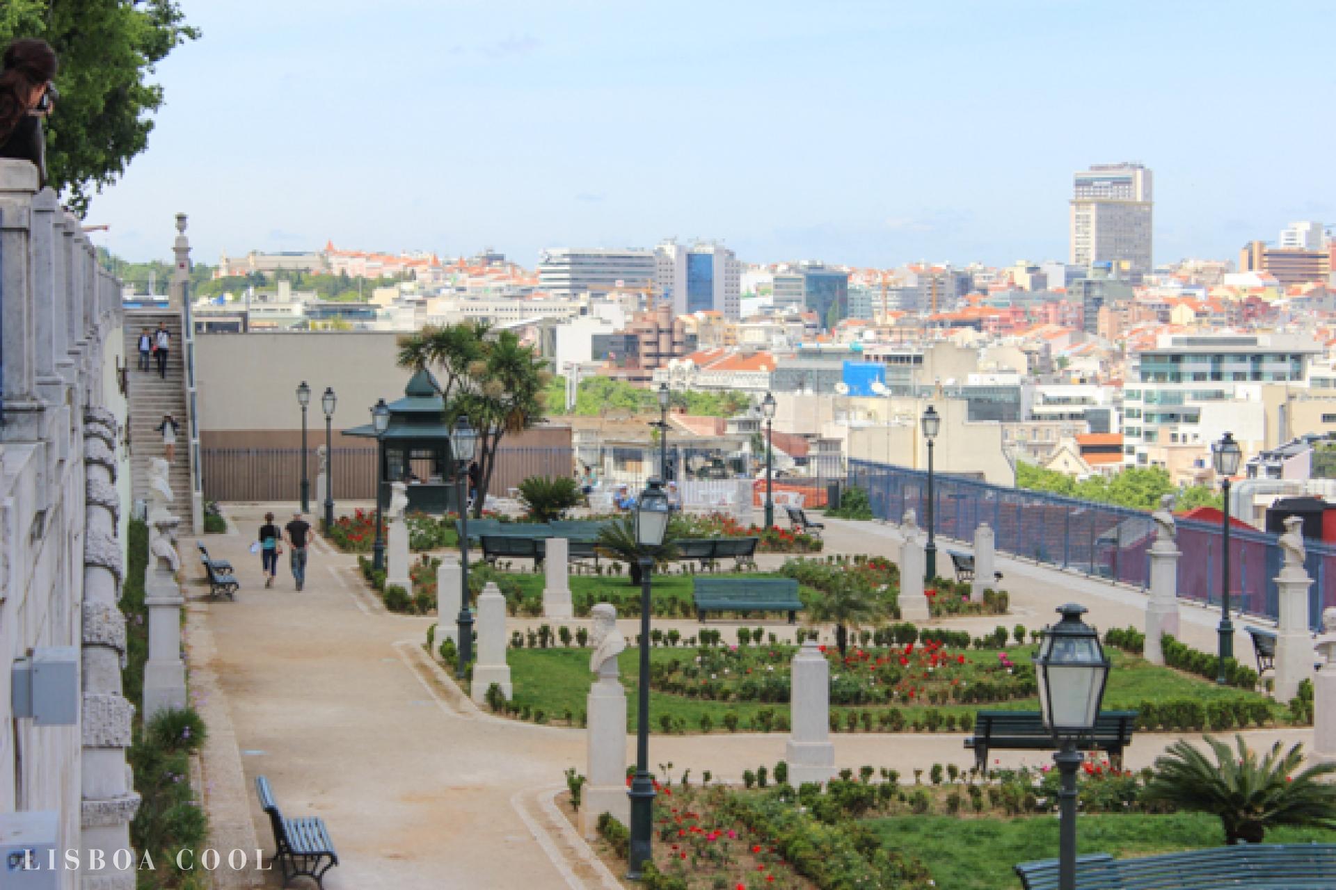 LisboaCool_Visit_São Pedro de Alcântara Viewpoint