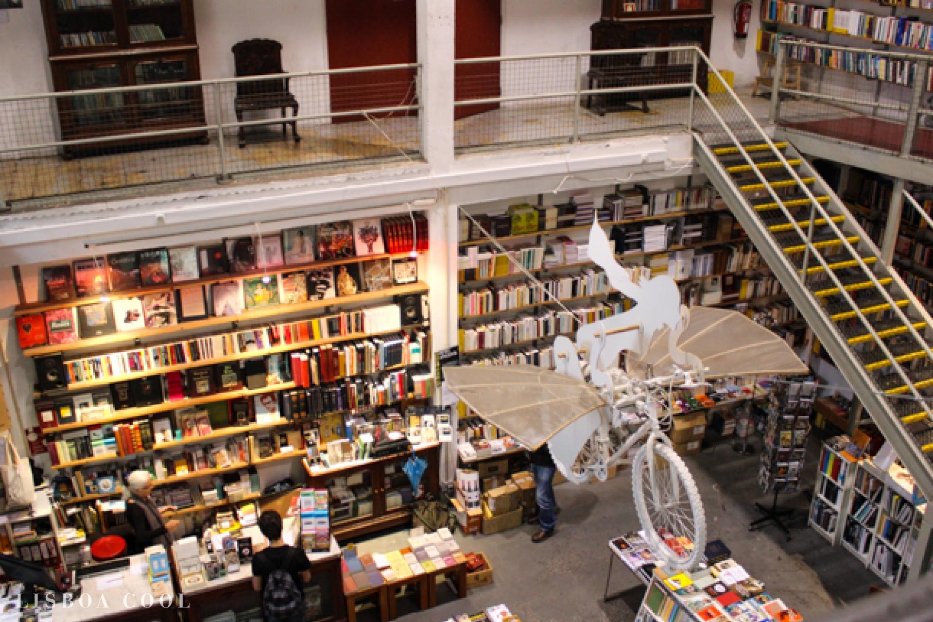 LisboaCool_Acheter_Librairie Ler Devagar