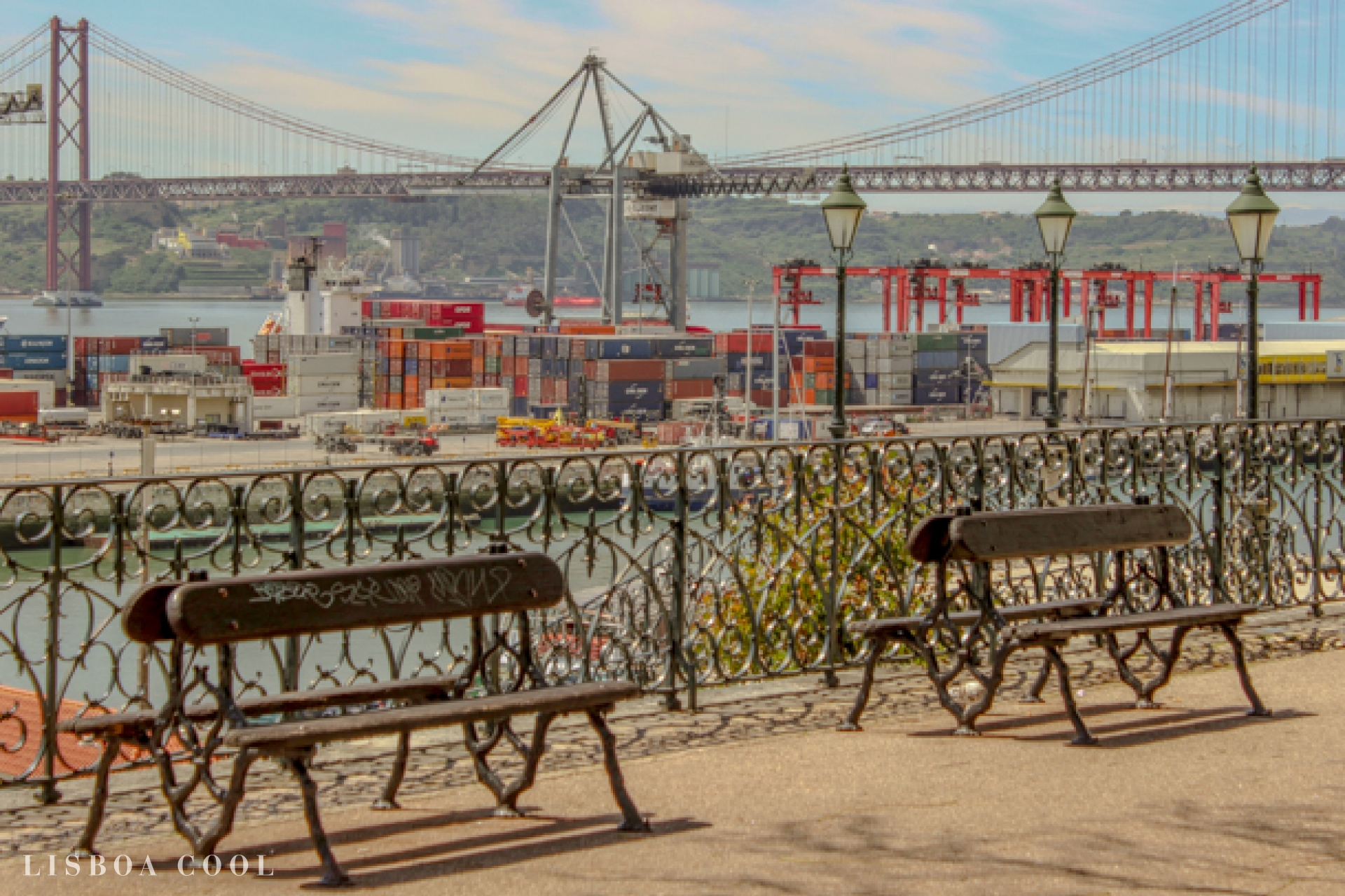 LisboaCool_Visit_Rocha de Conde de Óbidos Viewpoint