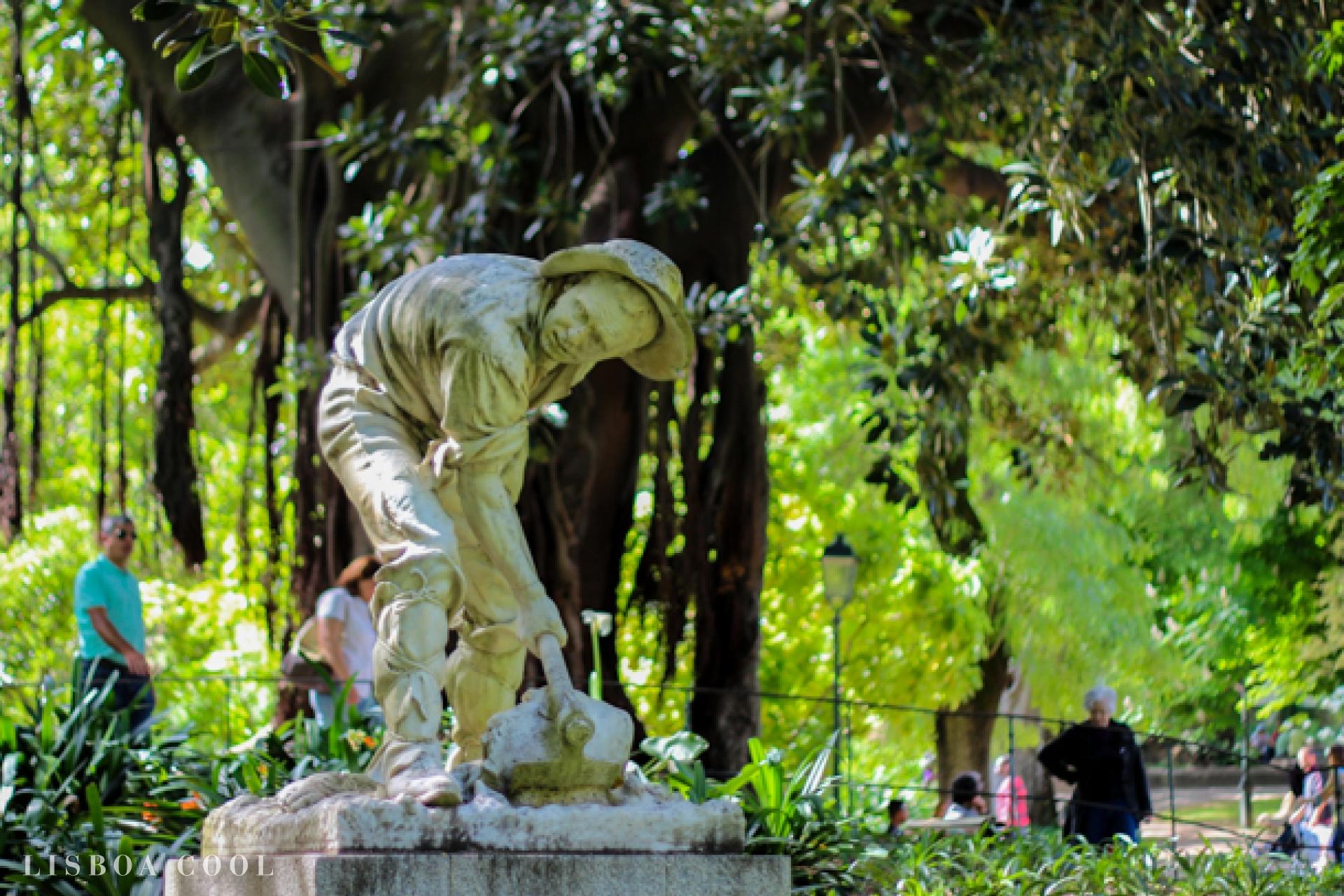 Estrela garden lisboa cool for Axex shop galeria jardin