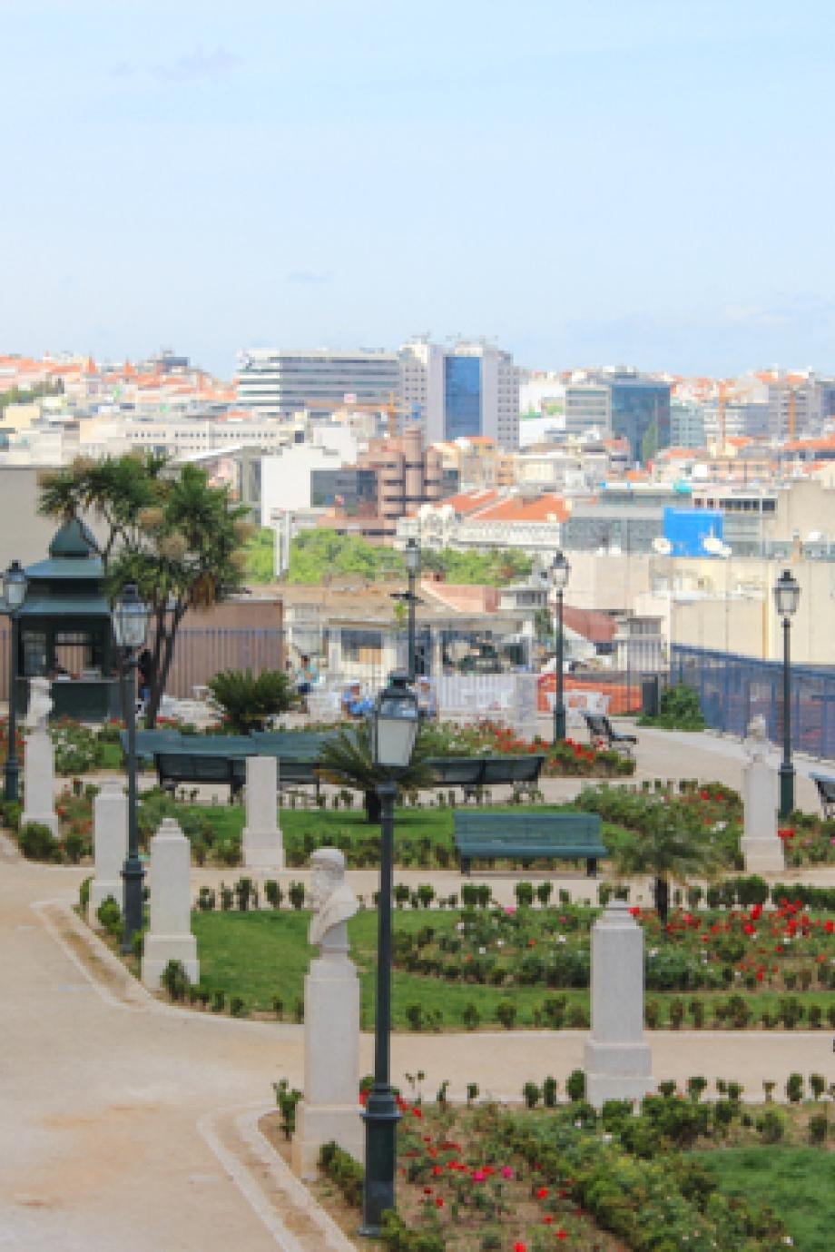 LisboaCool_Visitar_Miradouro de São Pedro de Alcântara
