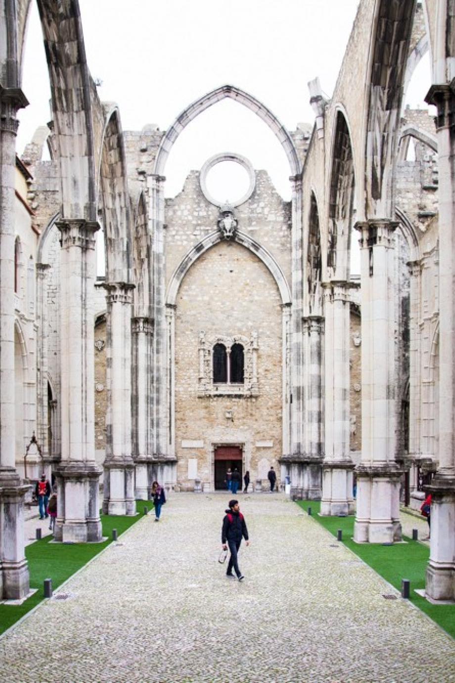 LisboaCool_Blog_Ruínas e Museu Arqueológico do Carmo