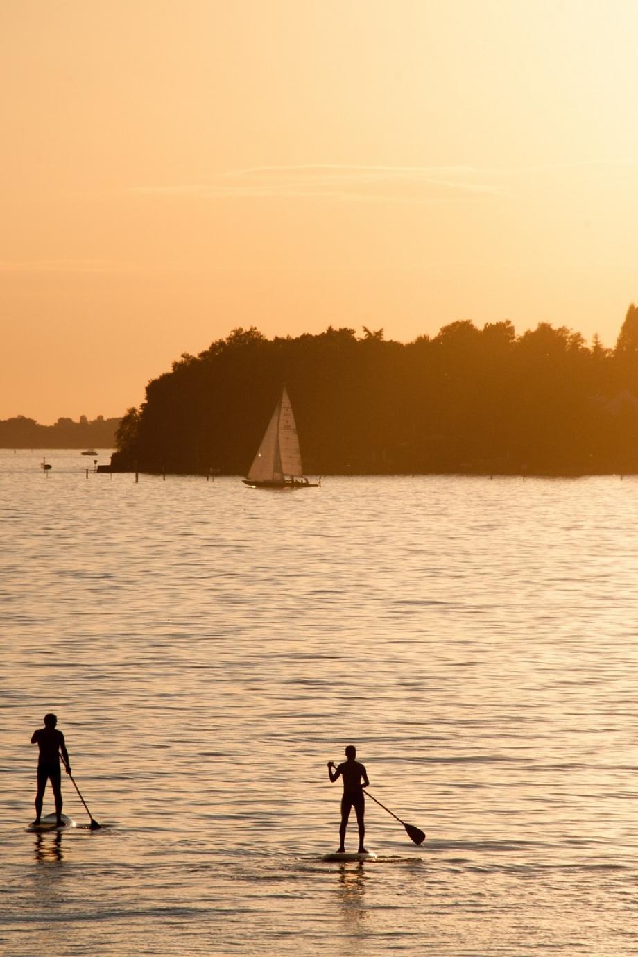 LisboaCool_Blog_Aqui Perto: Sunset Paddle na Lagoa de Óbidos