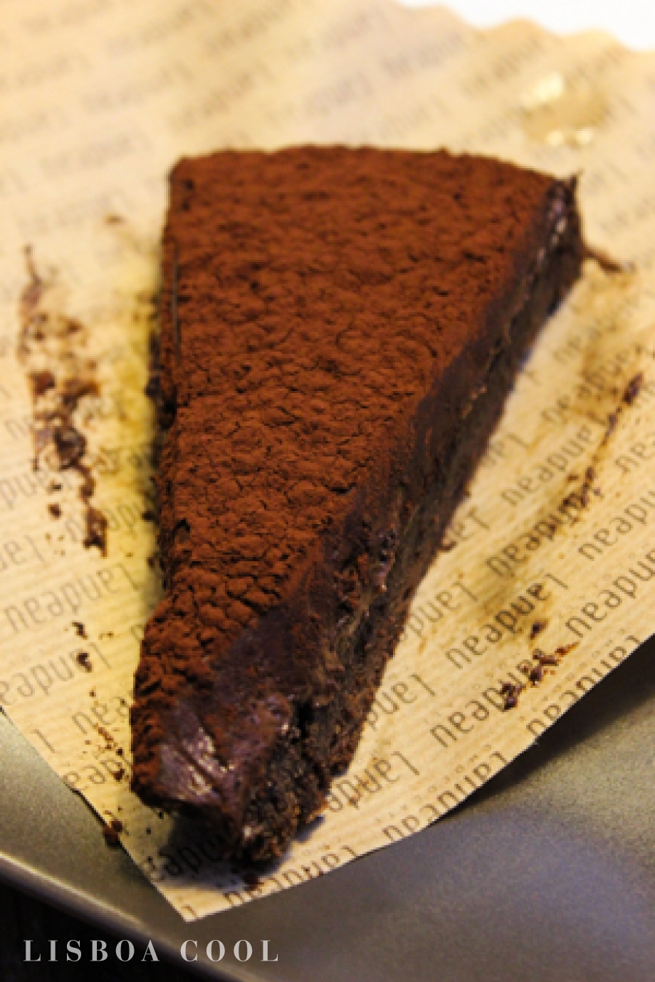 Landeau Chocolate Cake Lisbon