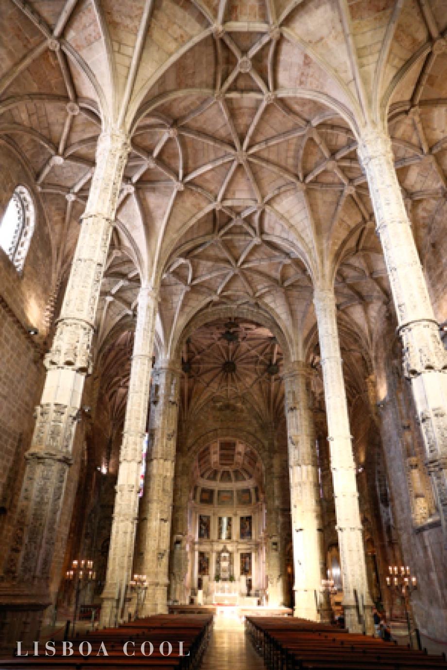 Suficiente Jerónimos Monastery | Lisboa Cool GJ58